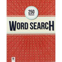 Word Search - 250 Puzzles