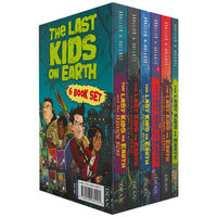 The Last Kids On Earth: 6 Book Set
