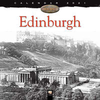 Edinburgh Heritage Wall Calendar 2021
