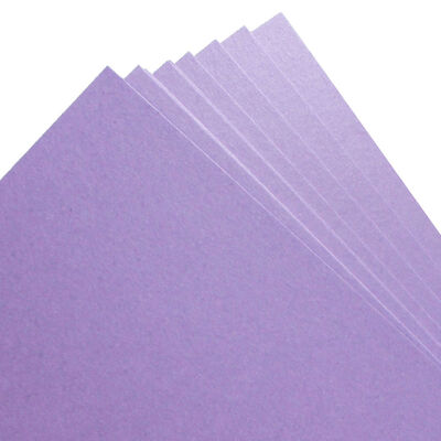 Centura Pearl A4 Lilac Card - 10 Sheet Pack image number 3