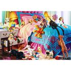 Naughty Puppies 1000 Piece Jigsaw Puzzle image number 2