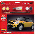 AirFix Mini Cooper S Scale 1:32 Starter Set image number 1