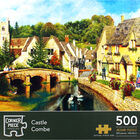 Castle Combe 500 Piece Jigsaw Puzzle image number 2