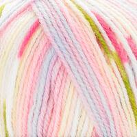 Hayfield Blossom DK: Buttercup Yarn 100g
