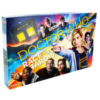 Doctor Who Race to the Tardis Board Game