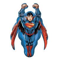 22 Inch Superman Super Shape Helium Balloon
