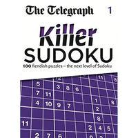Telegraph Killer Sudoku 1