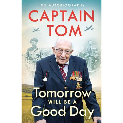 Captain Tom: Tomorrow Will Be A Good Day image number 1