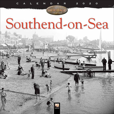 Southend-on-Sea Heritage 2020 Wall Calendar image number 1