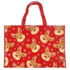 Christmas Reusable Shopping Bag - Assorted image number 6