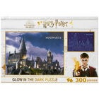 Harry Potter Glow In The Dark 300 Piece Jigsaw Puzzle image number 1