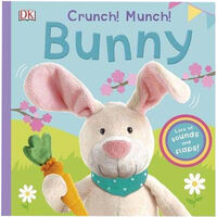 Crunch! Munch! Bunny Sound Book