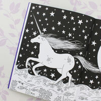 The Magical Unicorn Society: Official Colouring Book