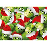 Festive Sprouts 500 Piece Jigsaw Puzzle