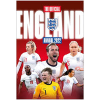 The Official England FA Annual 2022