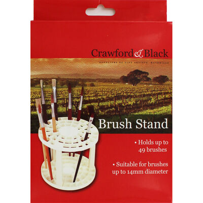 Paint Brush Stand image number 1