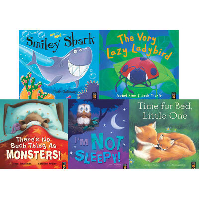 Not Sleepy: 10 Kids Picture Books Bundle image number 3