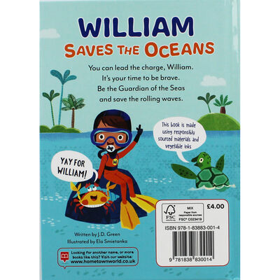 William Saves The Oceans image number 2