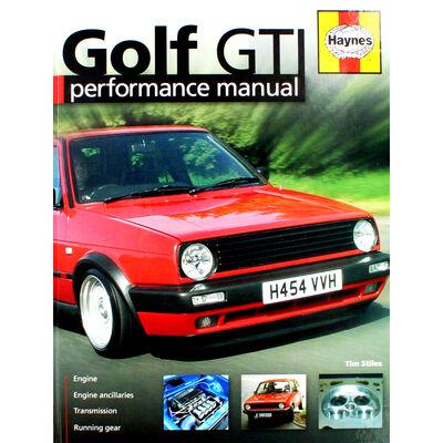 Haynes VW Golf GTI Performance Manual image number 1