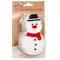 Assorted Air Drying Foam Clay Set