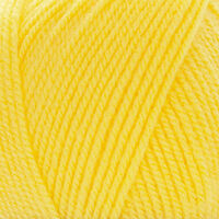 Bonus DK: Bright Lemon Yarn 100g
