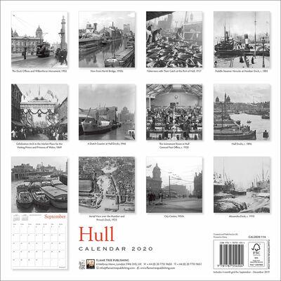 Hull Heritage 2020 Wall Calendar image number 3