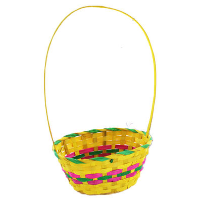 Woven Easter Baskets - Assorted image number 1