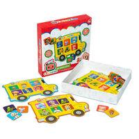Cocomelon Bus Bingo Game