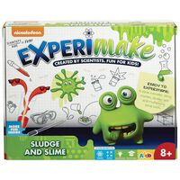 Experimake: Sludge and Slime
