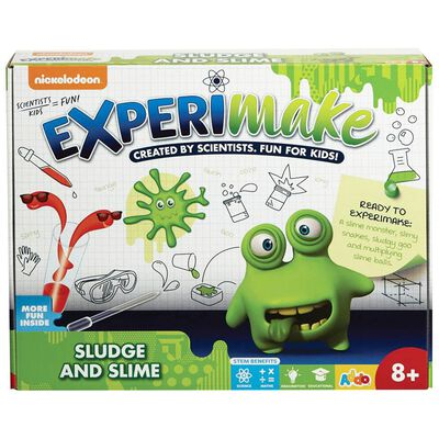 Experimake Sludge and Slime image number 1