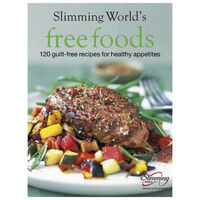 Slimming World's Best Ever Recipes & Free Foods 2 Book Bundle