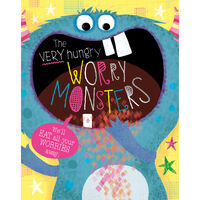 The Very Hungry Worry Monsters: Oversized Edition