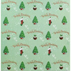 At Home with Santa Paper Pack - 12x12 Inch image number 4
