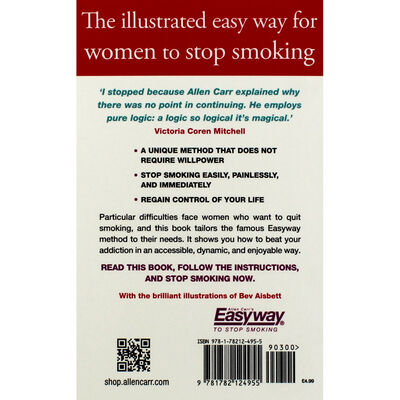 Allen Carr: The Illustrated Easy Way To Stop Smoking image number 3
