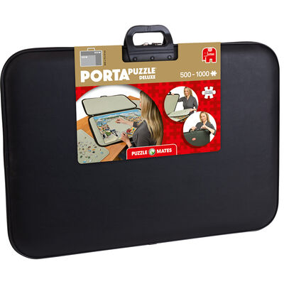 Portapuzzle Deluxe Jigsaw Carrier - For 500-1000 Piece Jigsaw Puzzles image number 2