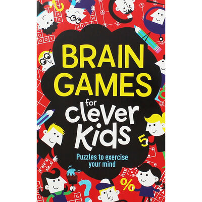 Brain Games for Clever Kids image number 1