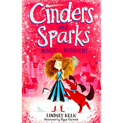 Cinders and Sparks: Magic at Midnight image number 1