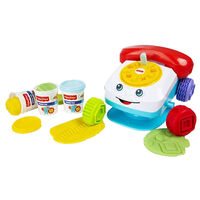 Fisher Price Dough Telephone Set