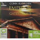 The Gates of Rome : MP3 CD image number 1
