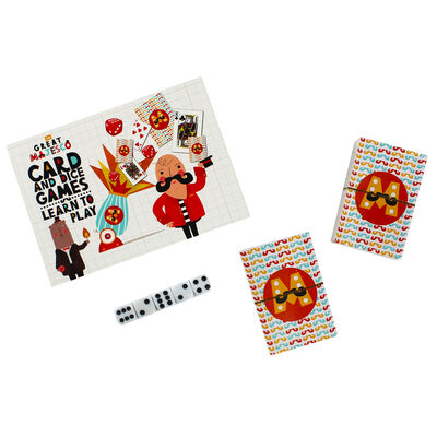 The Great Majesco Card and Dice Games image number 2