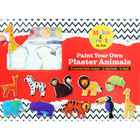 Paint Your Own Plaster Animals