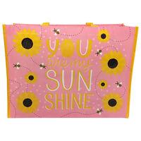 Sunshine Giant Reusable Shopping Bag