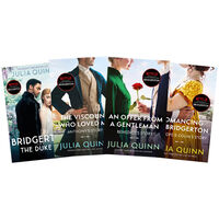 The Bridgerton Collection 1-4 Book Bundle