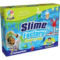 Science 4 You - Slime Station Slippery Slugs