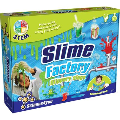 Science 4 You - Slime Station Slippery Slugs image number 1