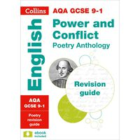 GCSE Power and Conflict: Poetry Anthology Revision Guide