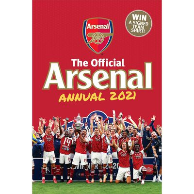 The Official Arsenal Annual 2021 image number 1
