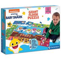 Baby Shark Interactive Giant Floor Jigsaw Puzzle