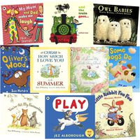 My Favourite Stories: 10 Kids Picture Books Bundle