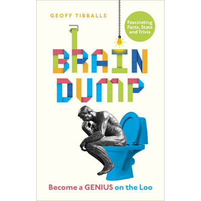 Brain Dump: Become a Genius on the Loo image number 1